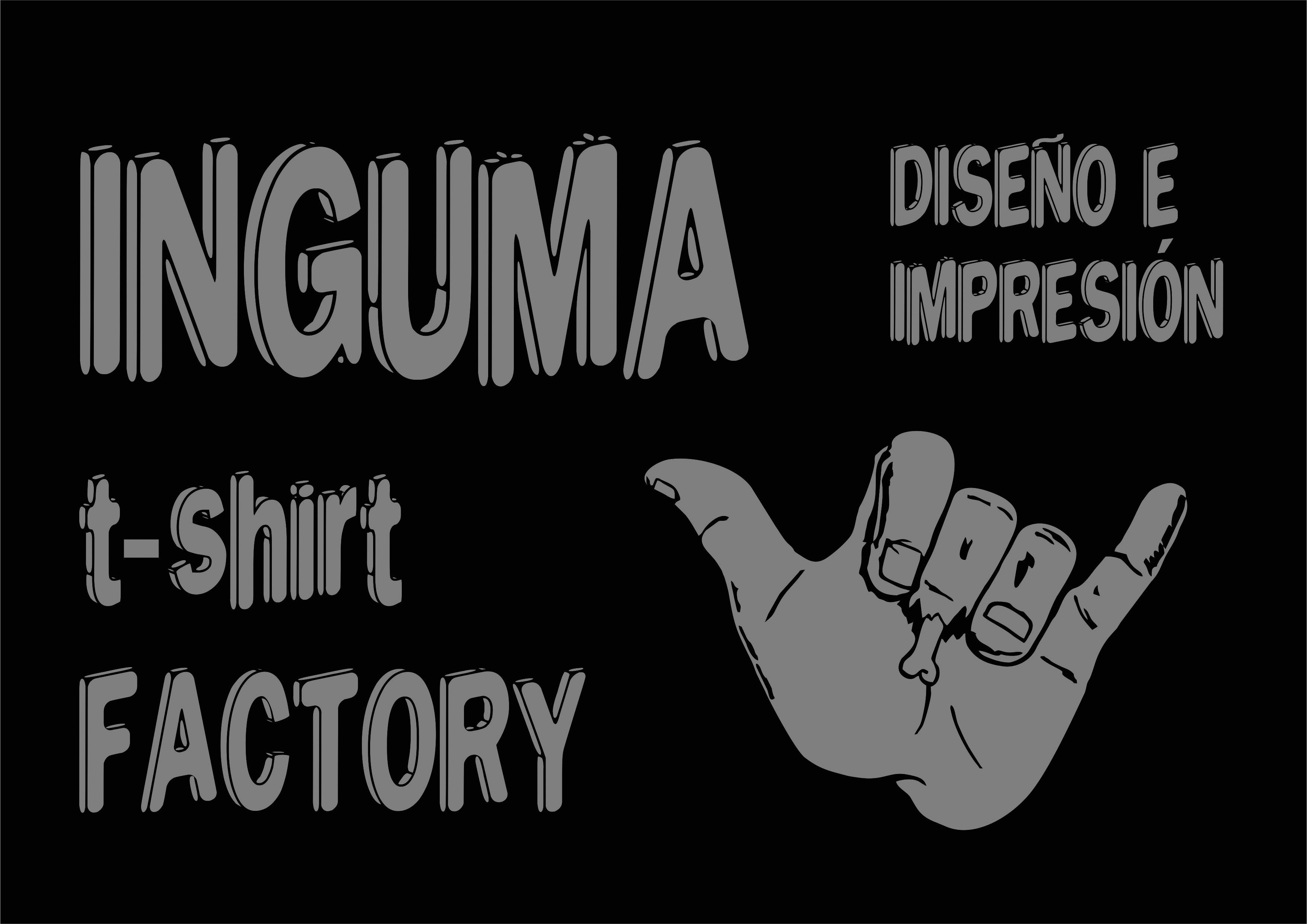 INGUMA t-shirt FACTORY